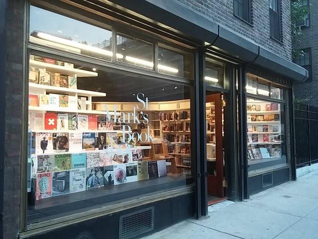 st marks bookshop